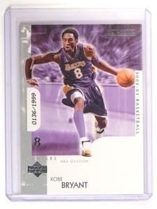 2002-03 Upper Deck Ovation Kobe Bryant Spotlight #d0136/1999 #94 *46961