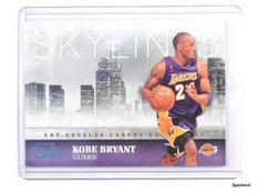 2009-10 Panini Studio Kobe Bryant Skylines LAL Lakers *44332