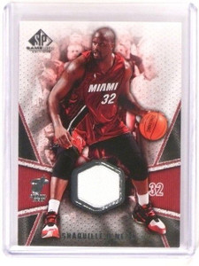 2007-08 SP Game Used Shaquille O'Neal Jersey #136 *45867