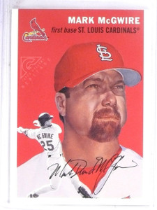 2000 Topps Gallery Heritage Mark McGwire #TGH1  *61227