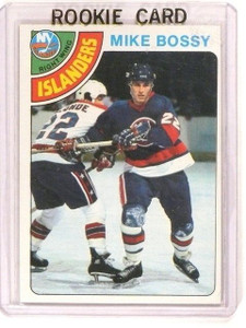 1978-79 Topps Mike Bossy RC Rookie #115 *45872