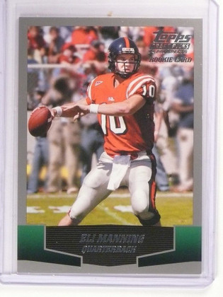2004 Topps Draft Picks DPP Eli Manning rc rookie #150 *53020