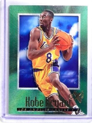 SOLD 14830 1996-97 EX 2000 E-X2000 Kobe Bryant rc rookie #30 *68271