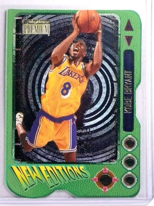 1996-97 Skybox Premium New Edition Kobe Bryant rookie #3of10 *70053