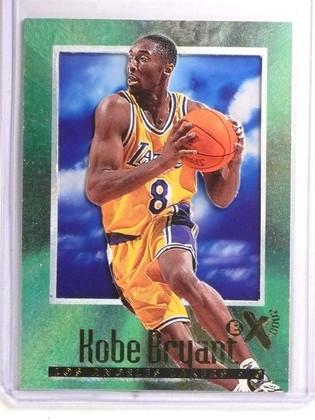 1996-97 EX 2000 Kobe Bryant rc rookie #30 *72264