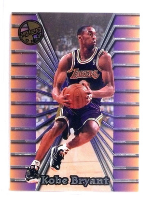 SOLD 20055 1996-97 Stadium Club Members Only Kobe Bryant rc rookie #52 *72834