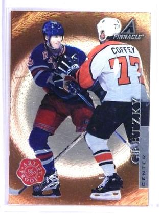1997-98 Pinnacle Artist 's Proof Wayne Gretzky #Pp67 Rangers *75212