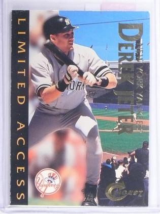 1997 Circa Limited Access Derek Jeter #7 *62441