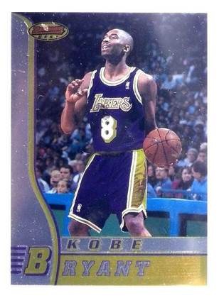 1996-97 Bowman's Best Kobe Bryant Rookie RC #R23  *62153