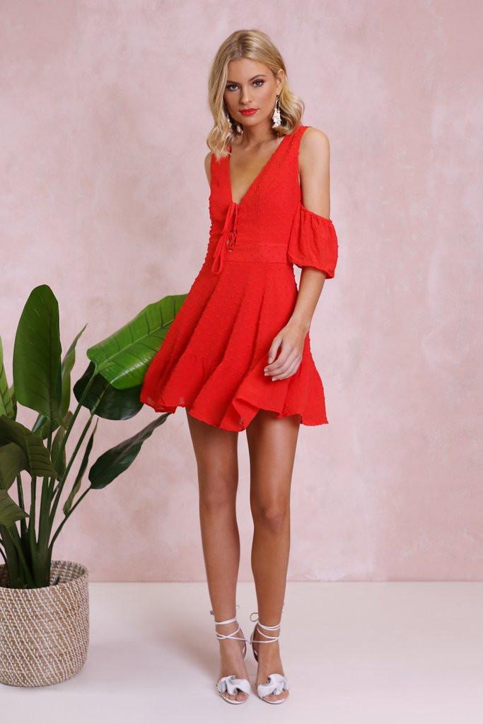 Madison Square Cyan Dress