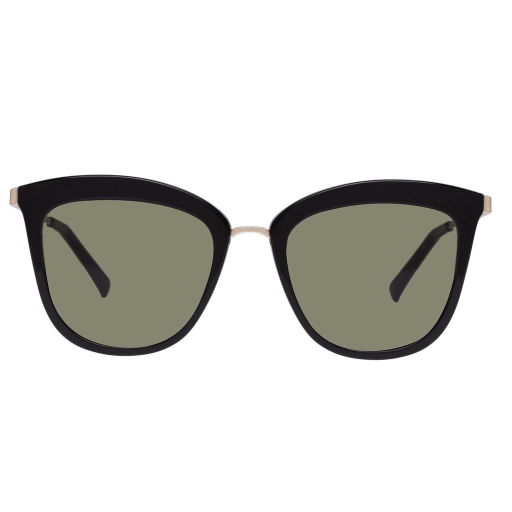 Le Specs Caliente Black Gold