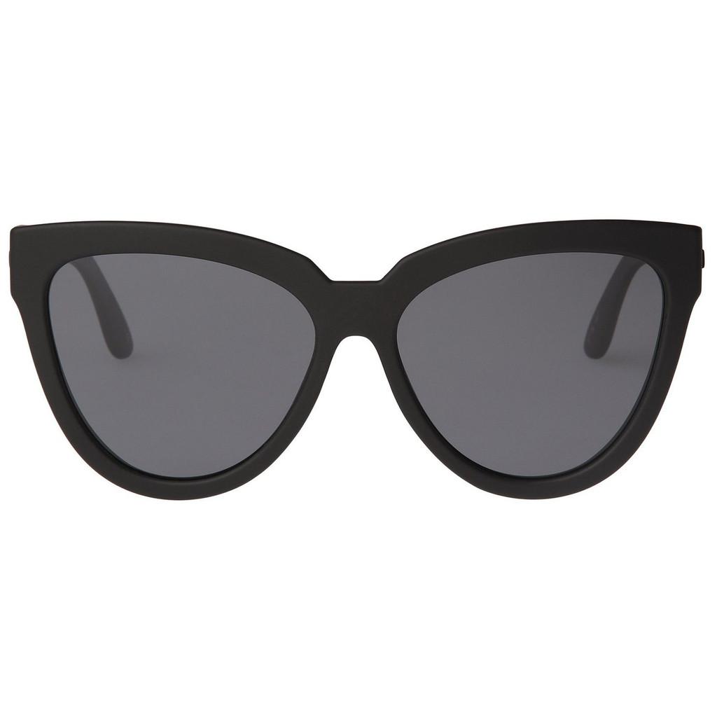Le Specs Liar Liar Black Rubber