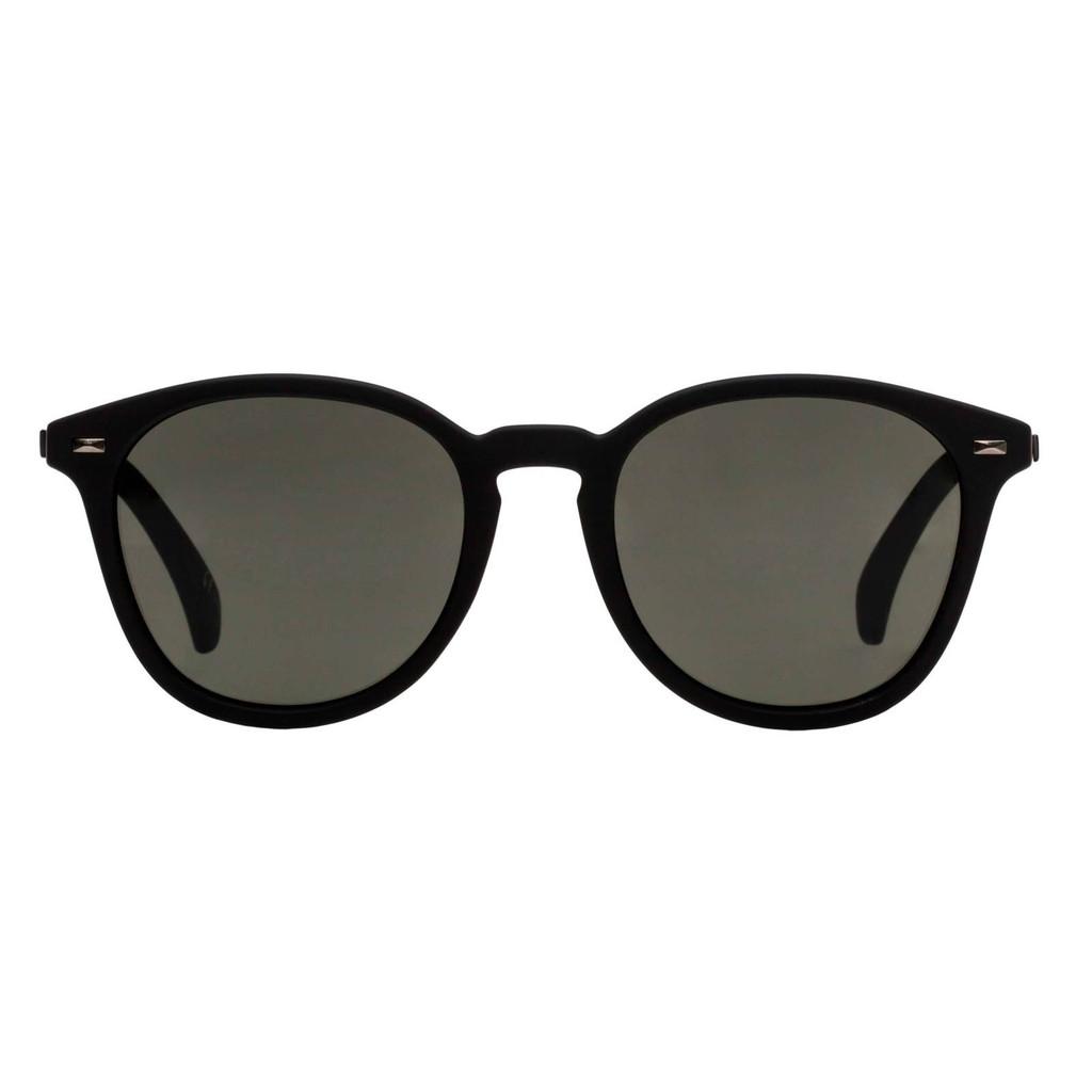 Le Specs Bandwagon Black Rubber