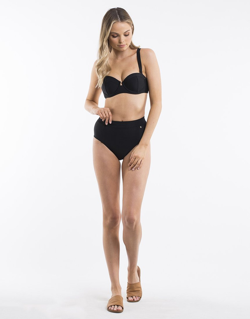 All About Eve High Waist Pant Black