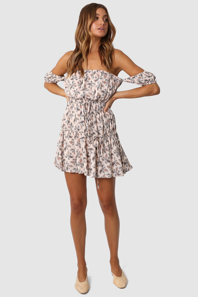 Lost In Lunar Roxy Mini Dress