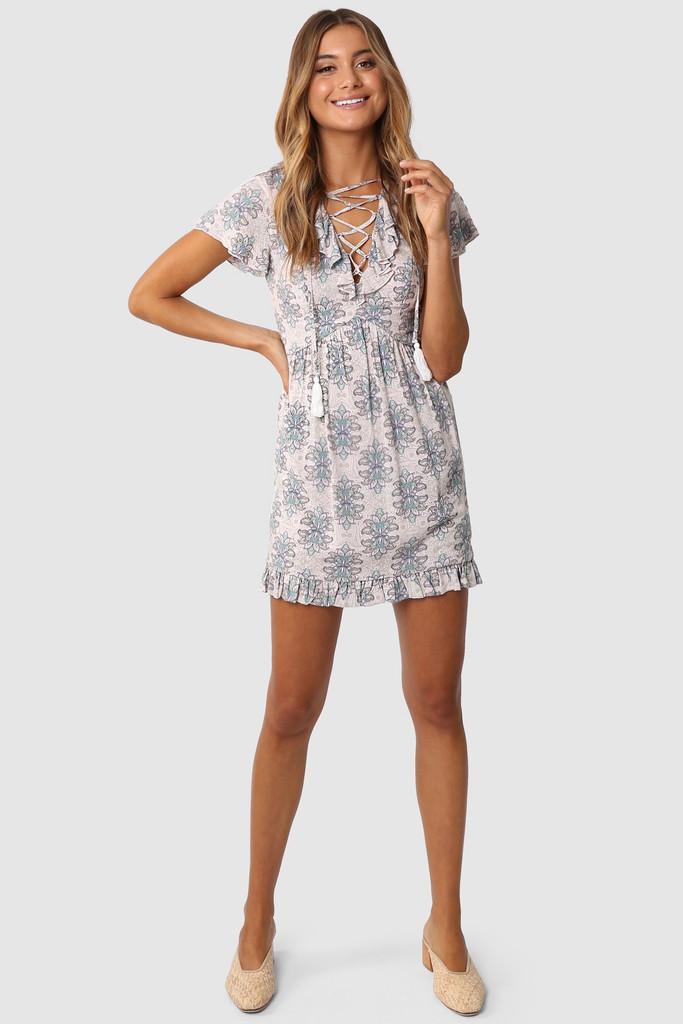 Lost In Lunar Evie Mini Dress