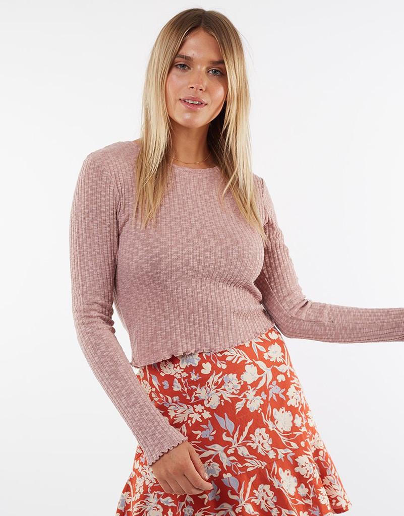 All About Eve Maya Knit Misty Rose