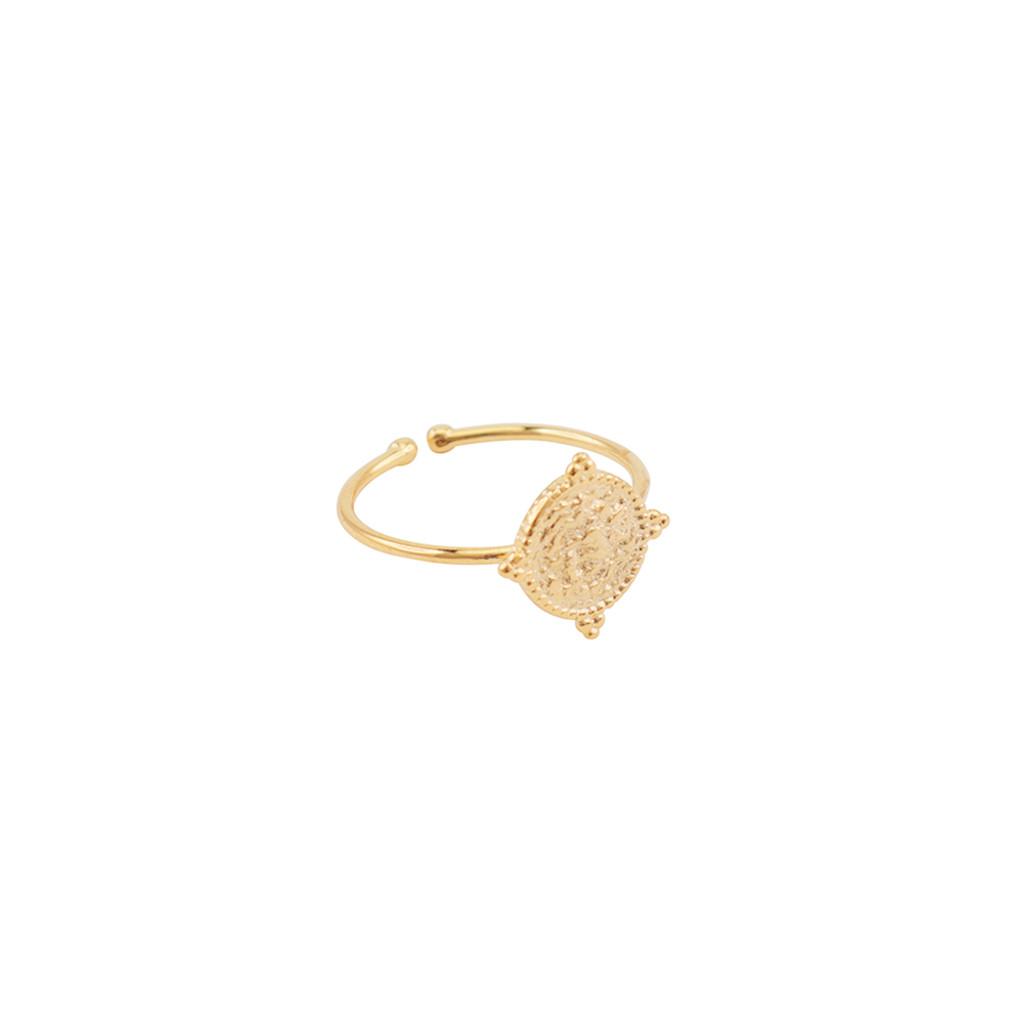 Jolie & Deen Jodie Ring Gold