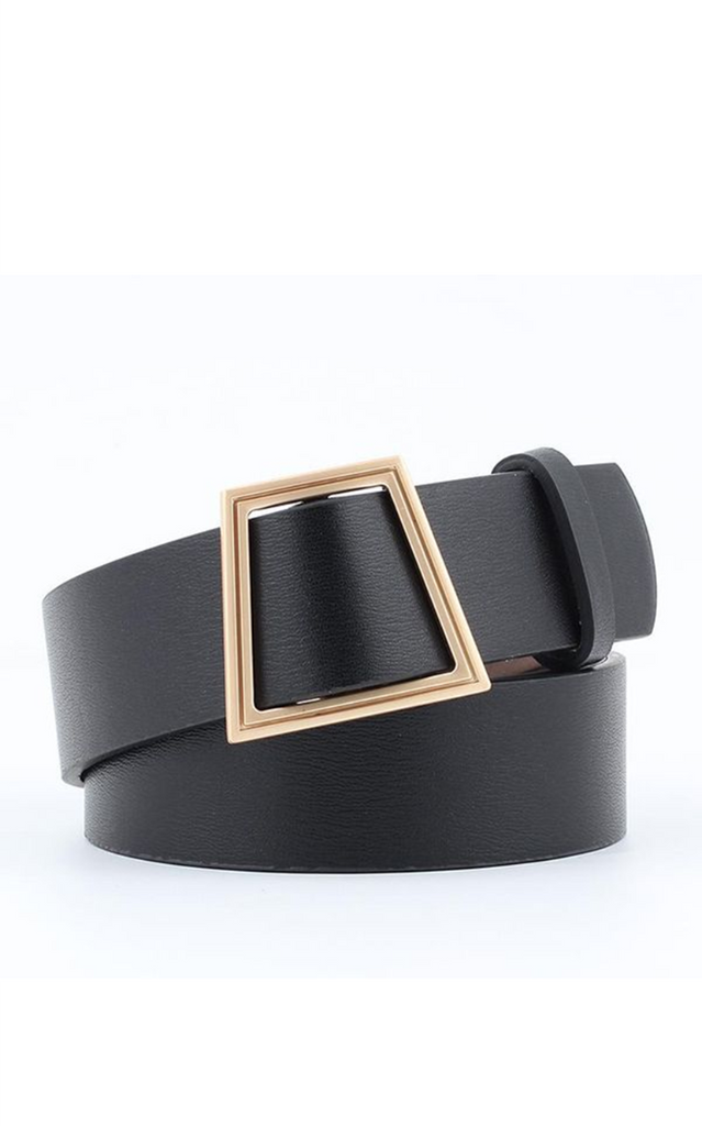 Sable & Dixie Bridgette Belt Black