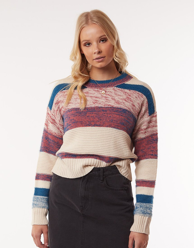 All About Eve Alli Crew Knit