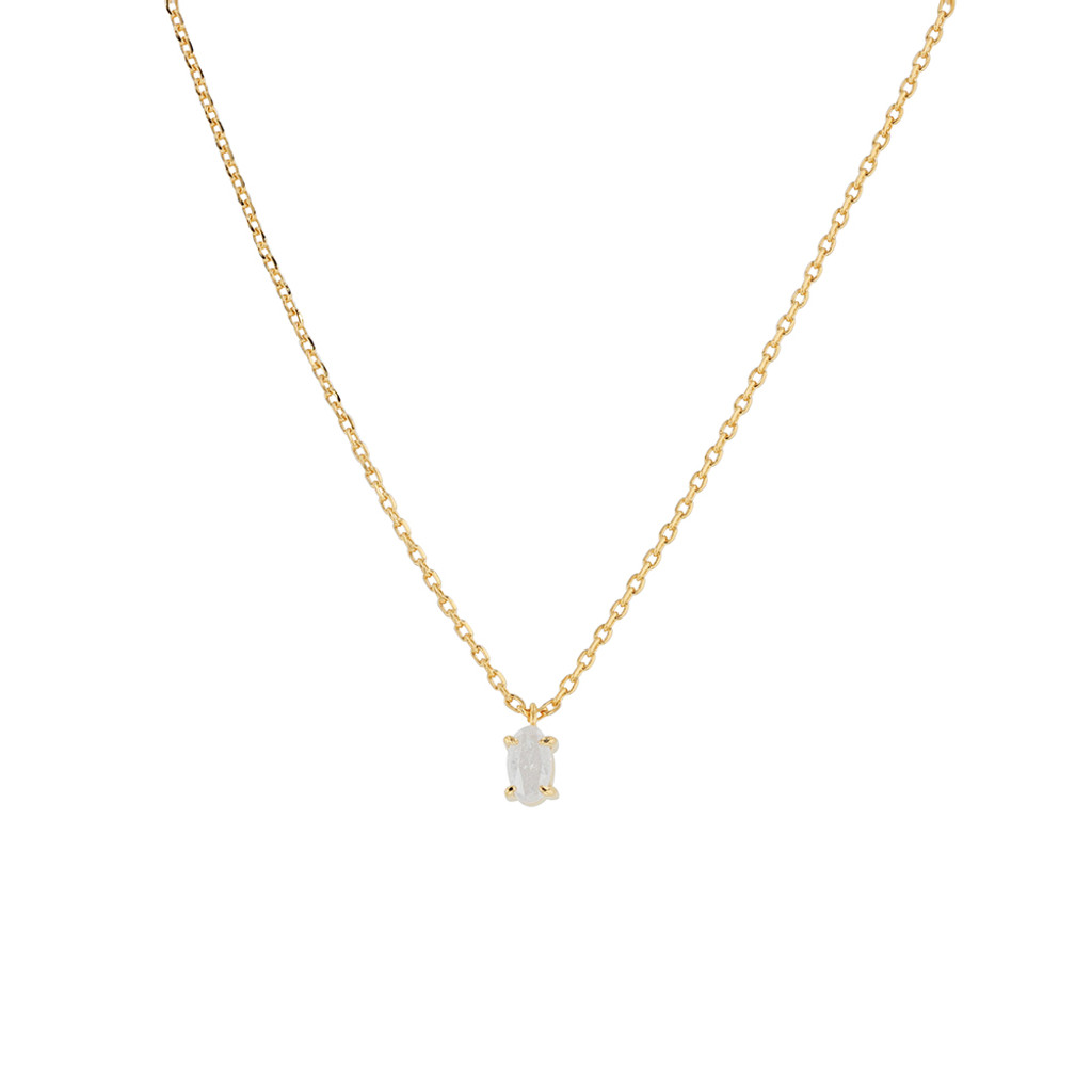 Jolie & Deen Cynthia Necklace Gold
