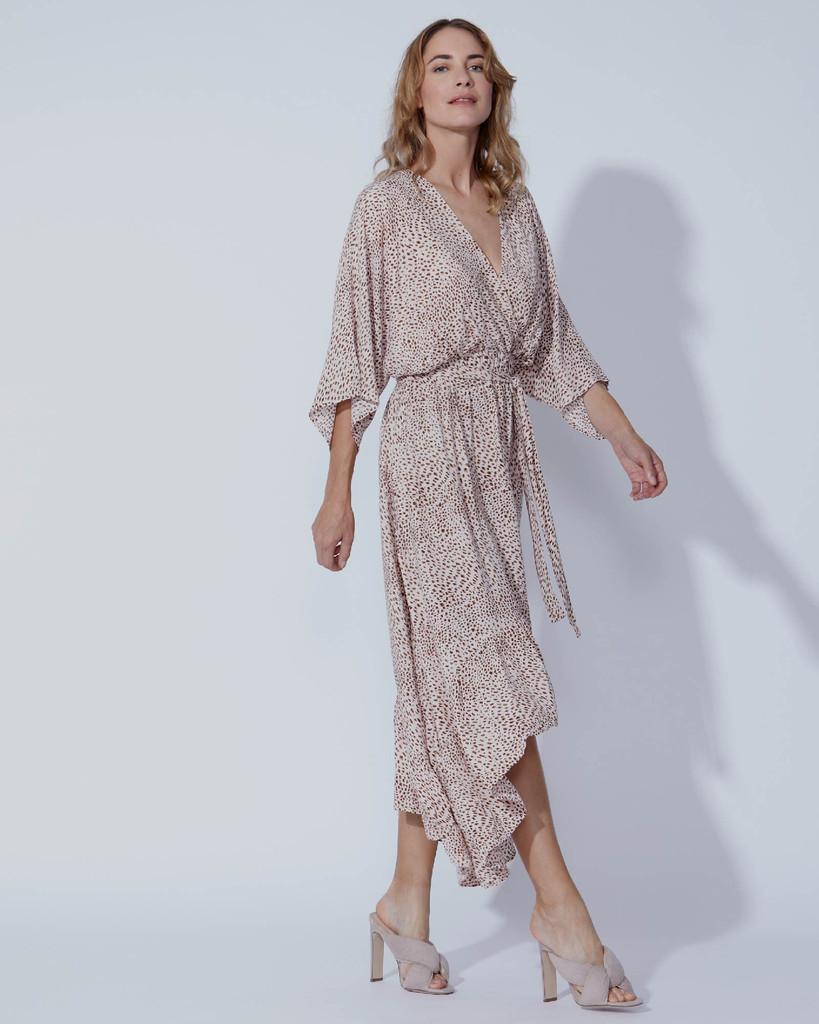 Fate & Becker Lane In Autumn Dress