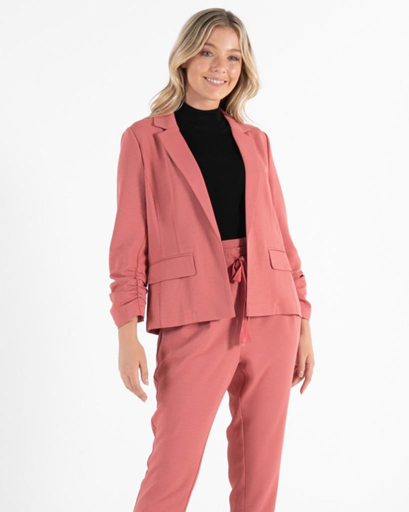 Sass Kastel Blazer Rose Pink