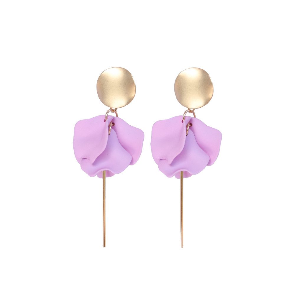 Sable & Dixie Esta Earring Lilac