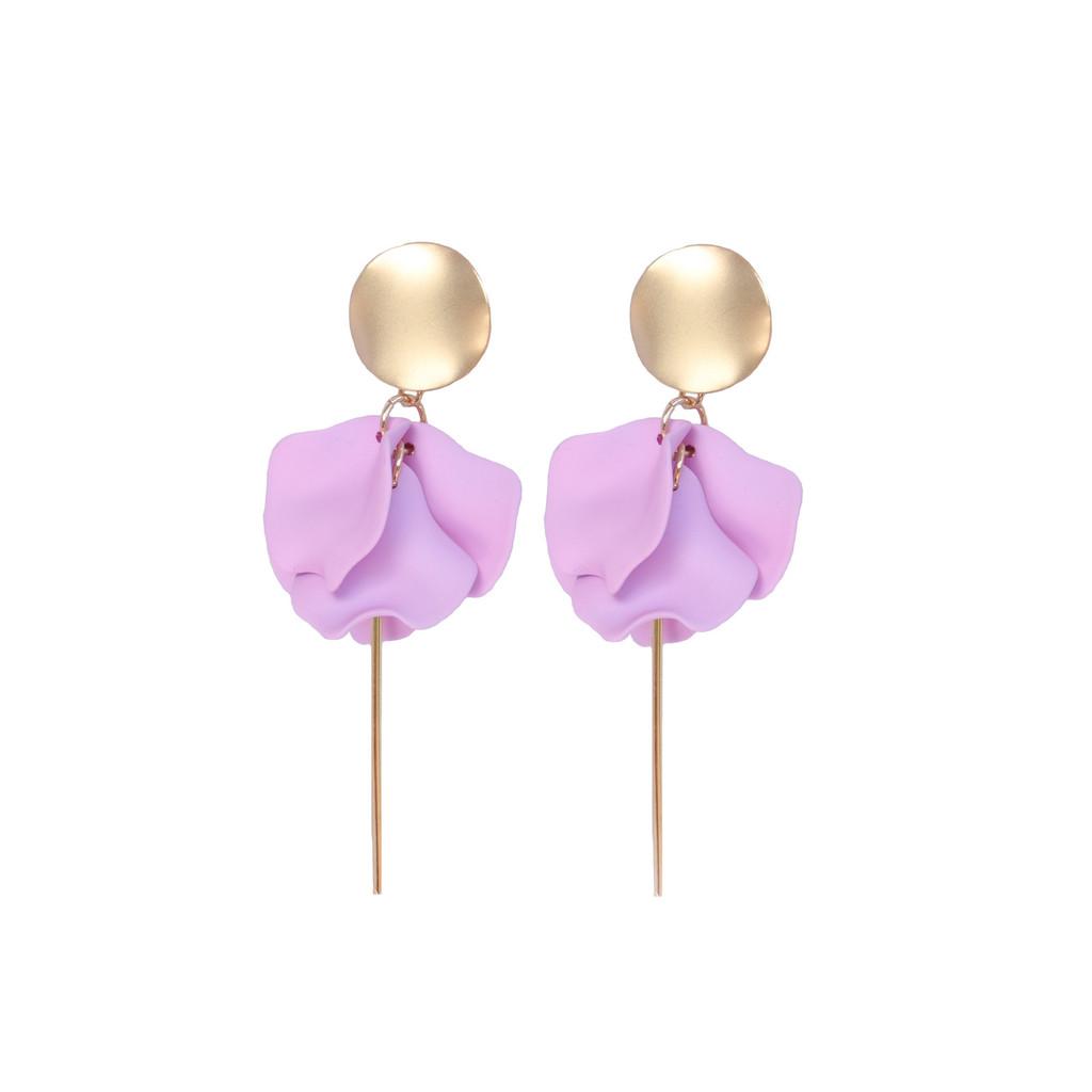 Sable & Dixie Esta Earring Lilac