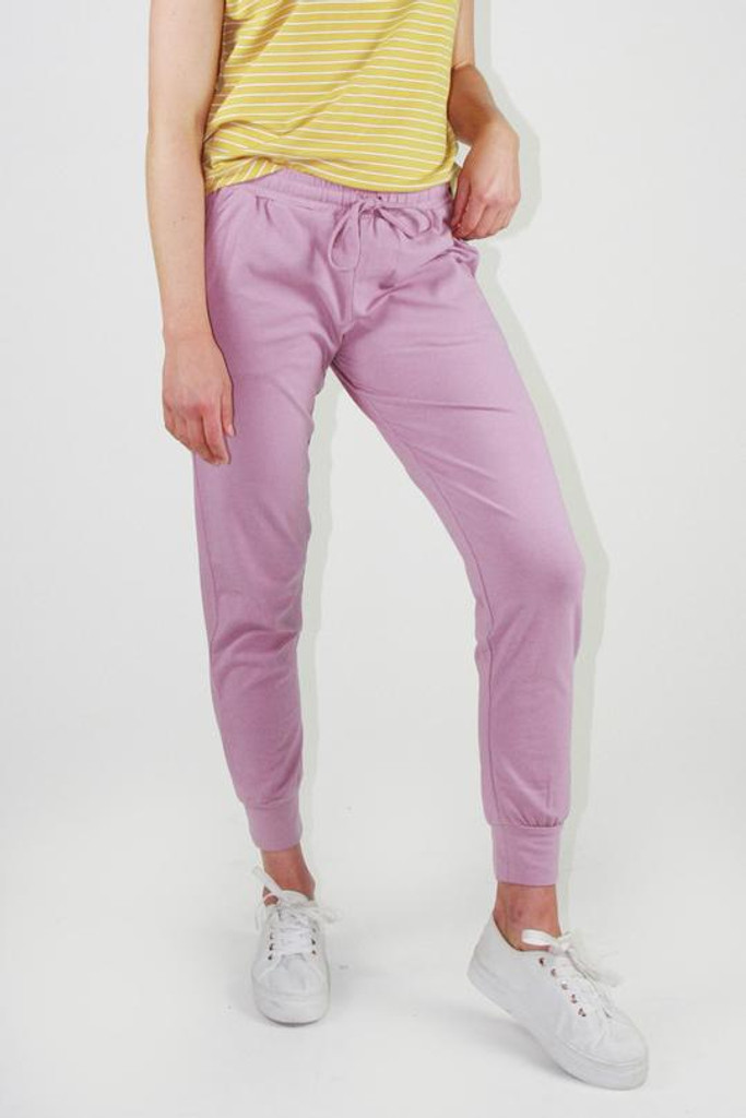 One Ten Willow Everyday Pant Lilac