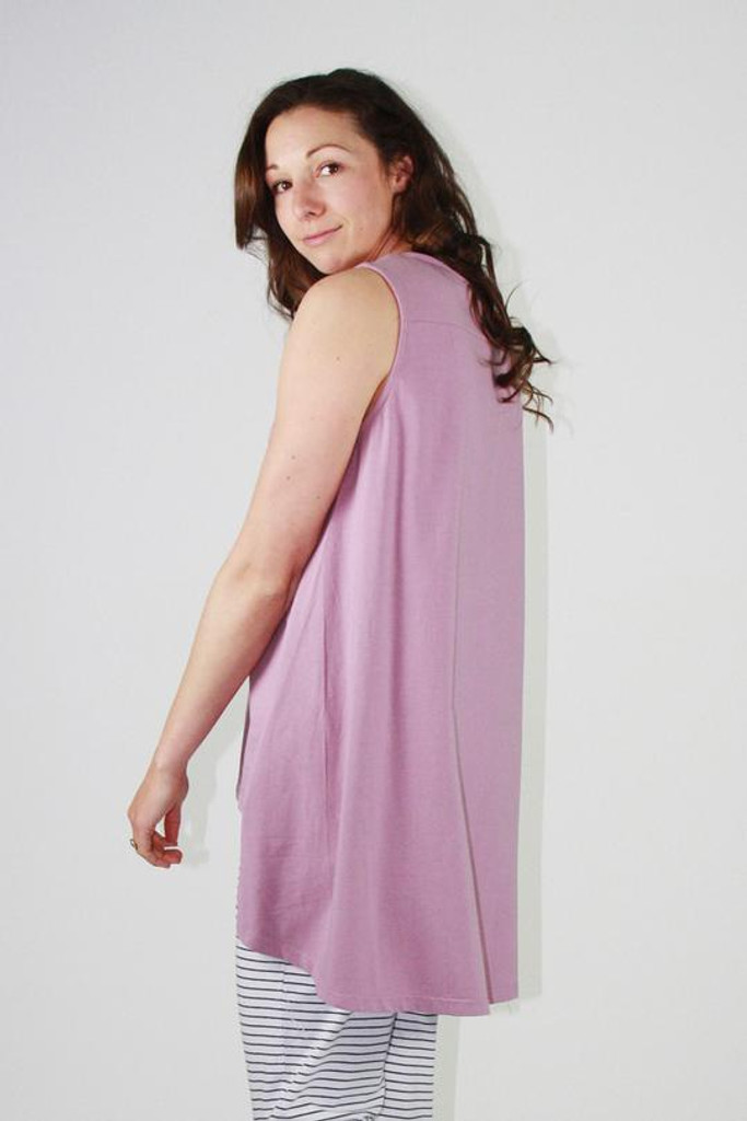 One Ten Willow DB Tank Lilac