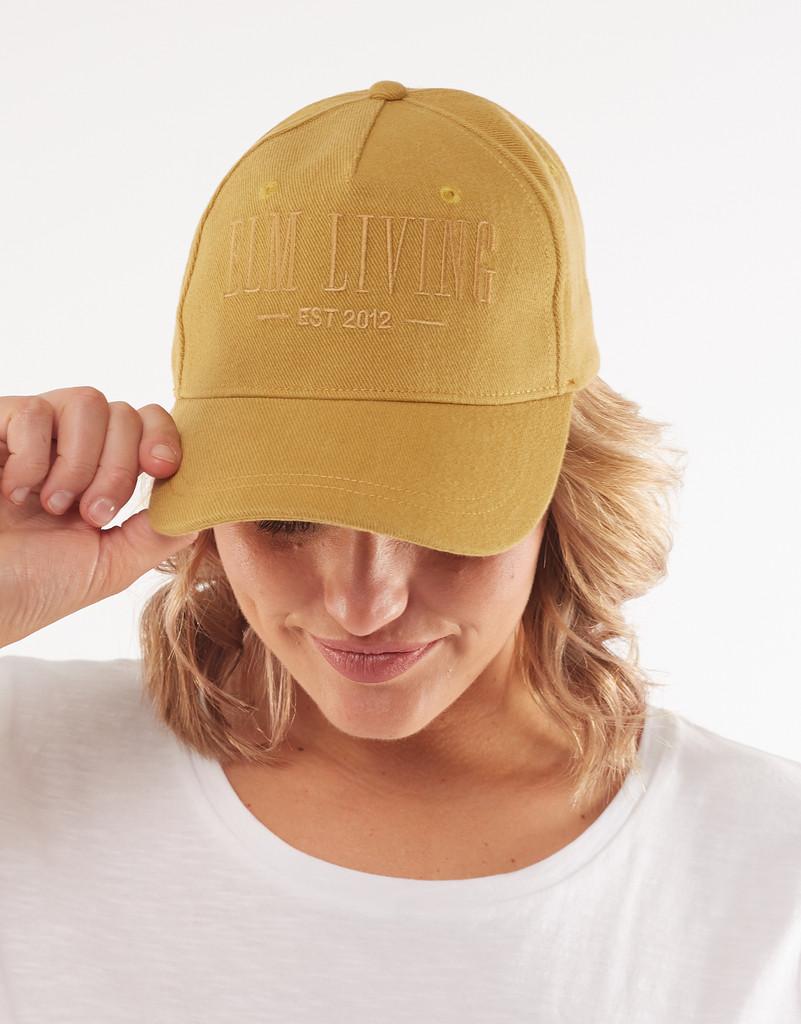 Elm Fundamental Cap Mustard