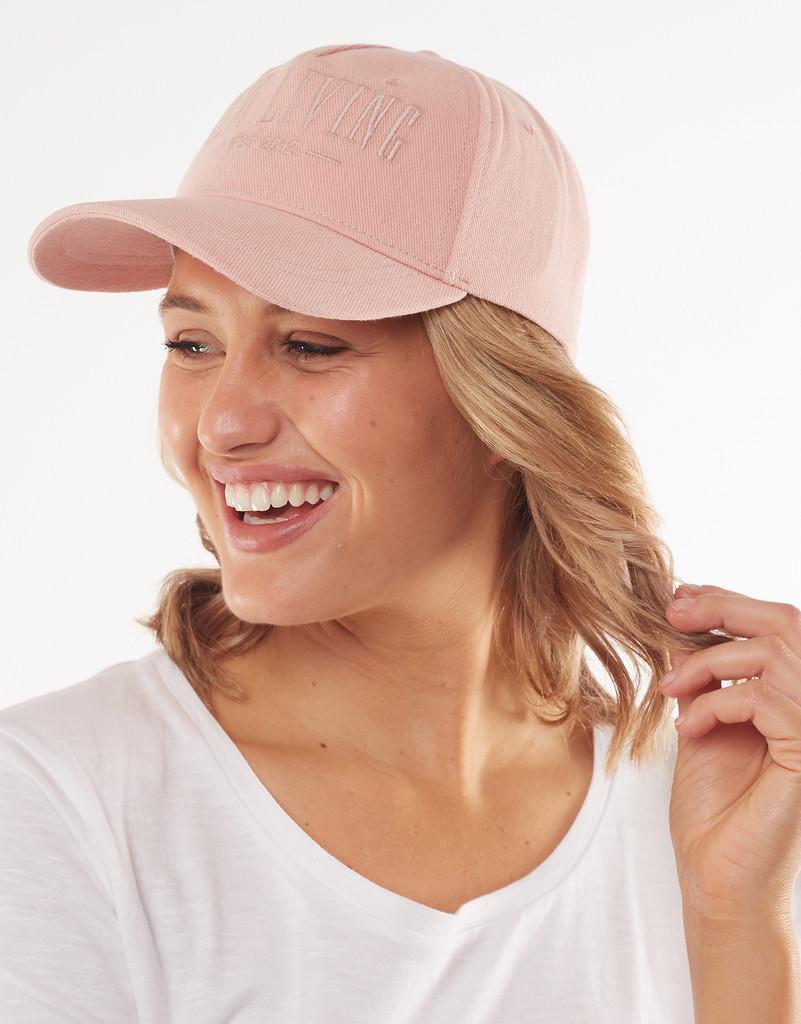 Elm Fundamental Cap Pink
