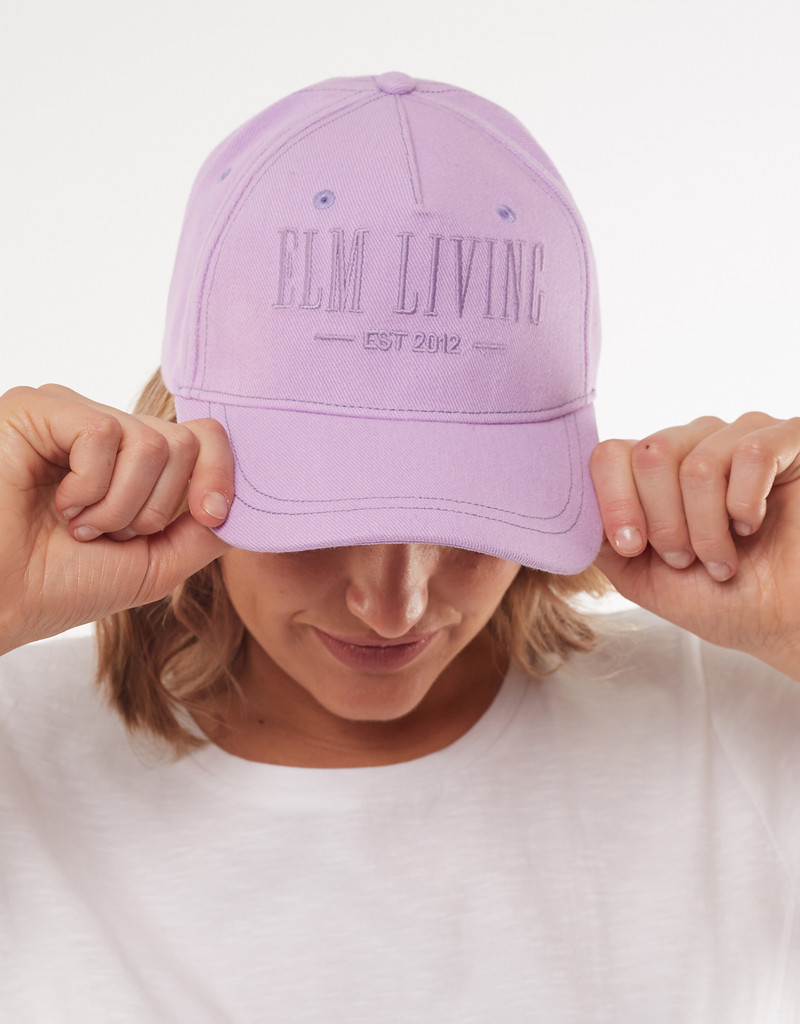 Elm Fundamental Cap Purple