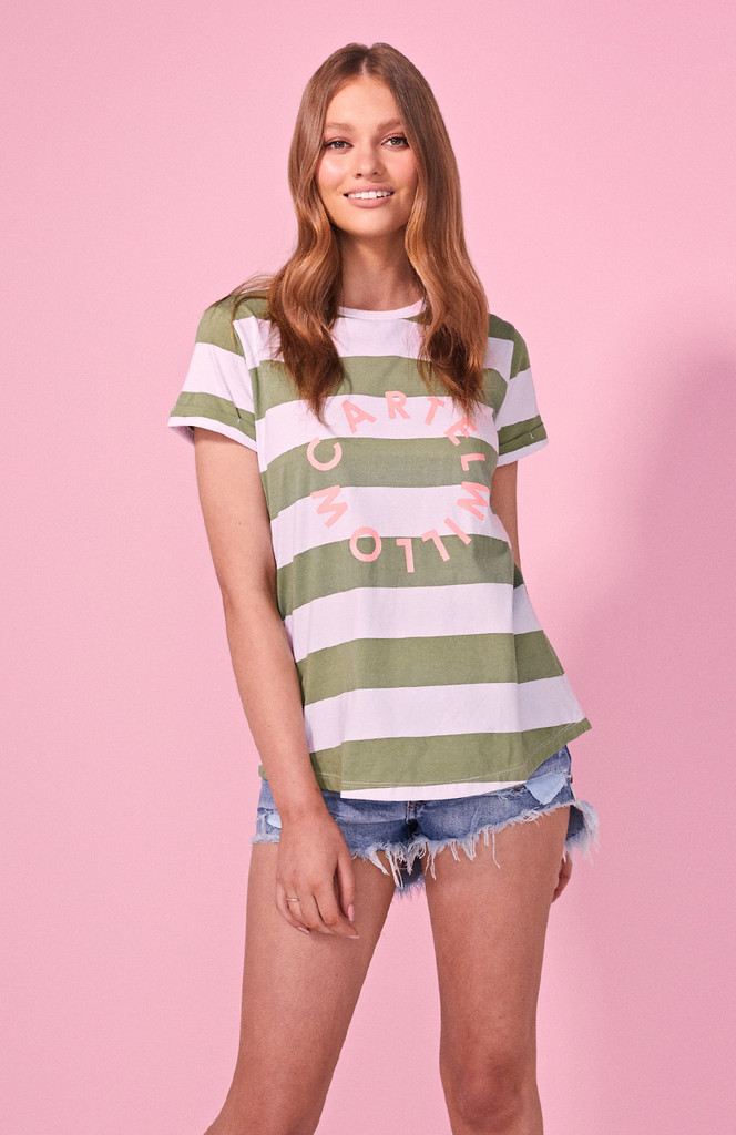 Cartel & Willow Marlo Relaxed Tee