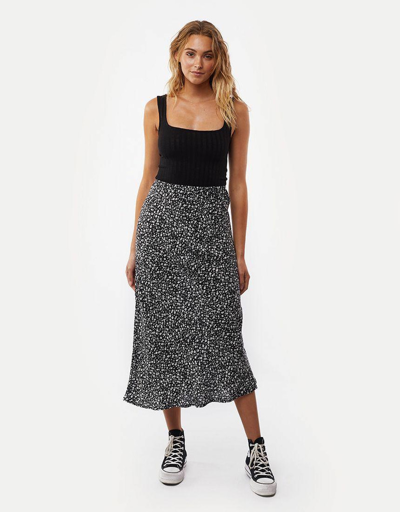 All About Eve Alexandira Midi Skirt