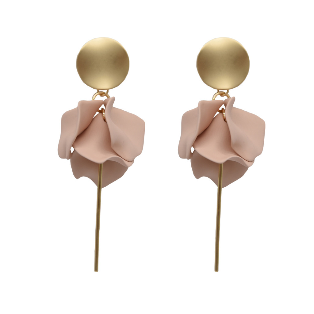 Sable & Dixie Esta Earrings Nougat