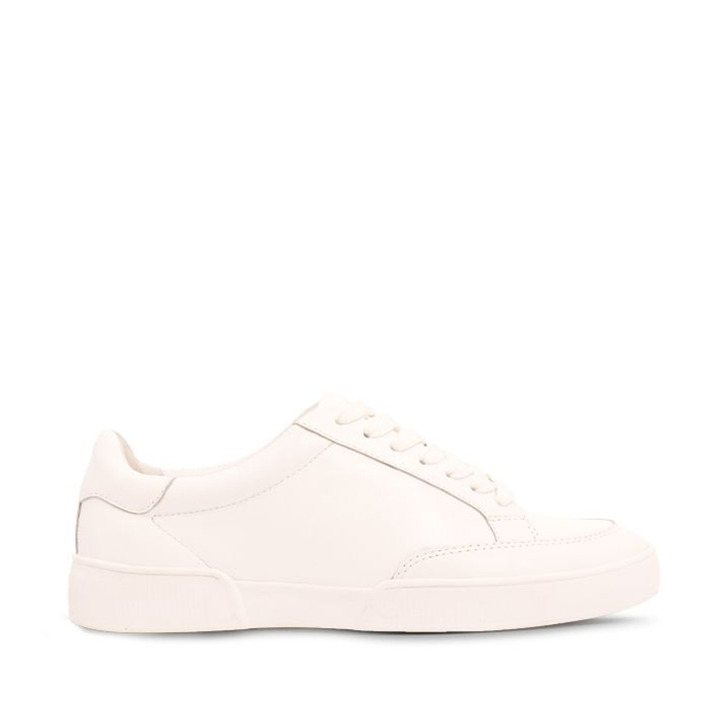 Nude Footwear Kirby Sneaker White Leather