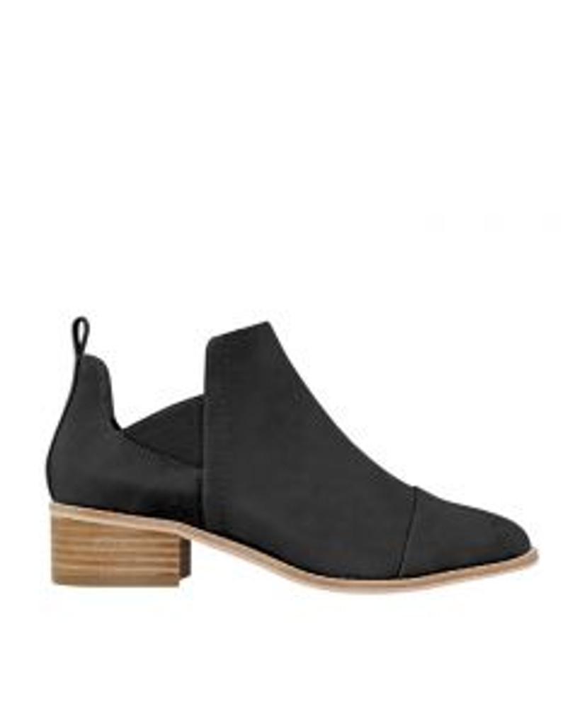 Nude Footwear Rumer Boots Black