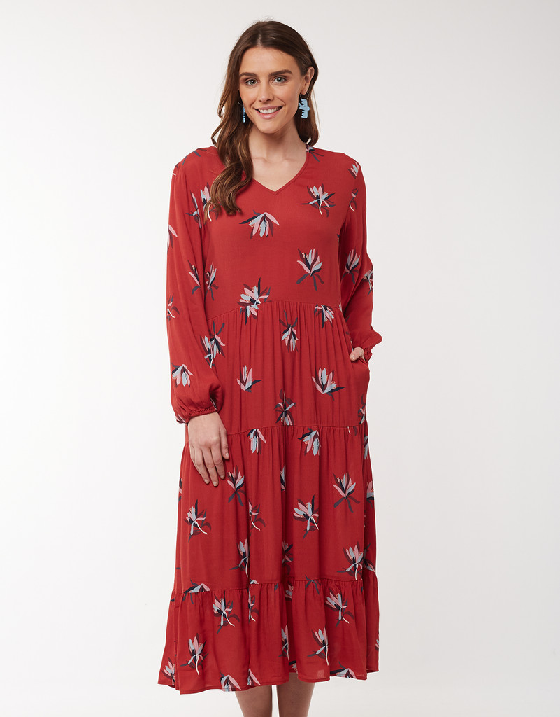Elm Native Flora Dress