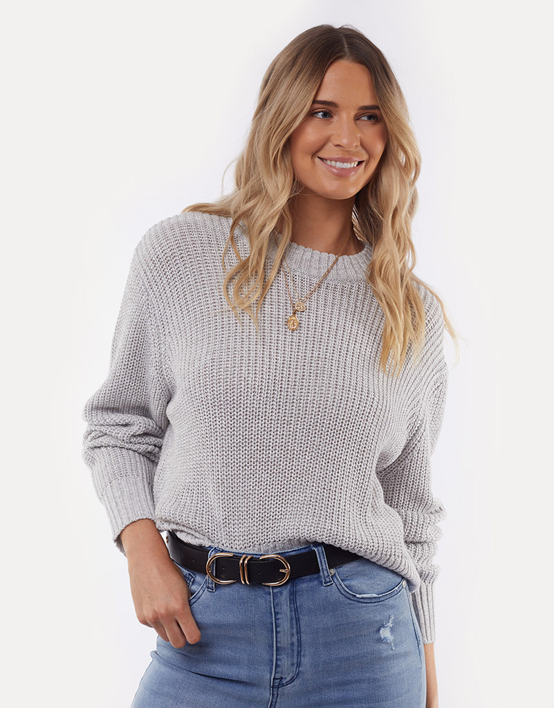 All About Eve Original Knit Grey