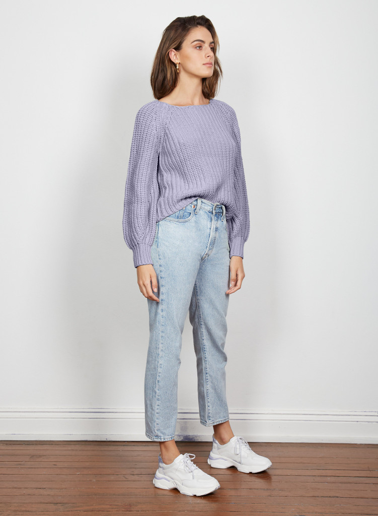 Wish Sensation Sweater Haze