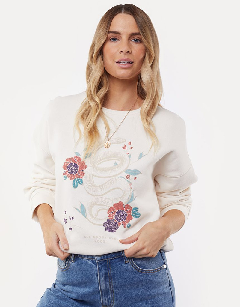 All About Eve Serpent Sweater
