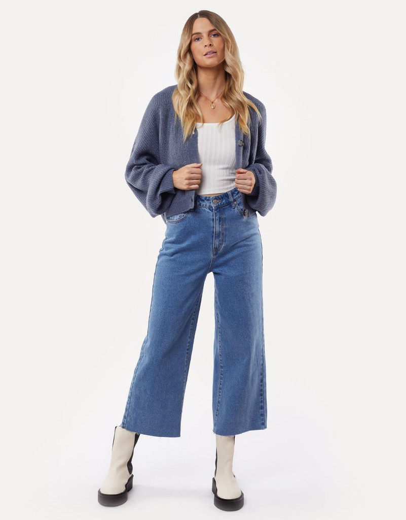 All About Eve Ava Cropped Cardi