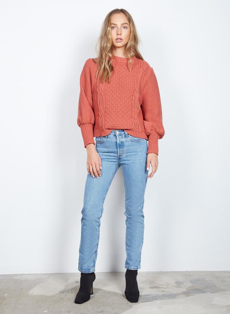 Wish Reflection Sweater
