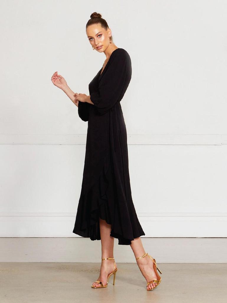 Fate & Becker Imperial Hotel Dress Black
