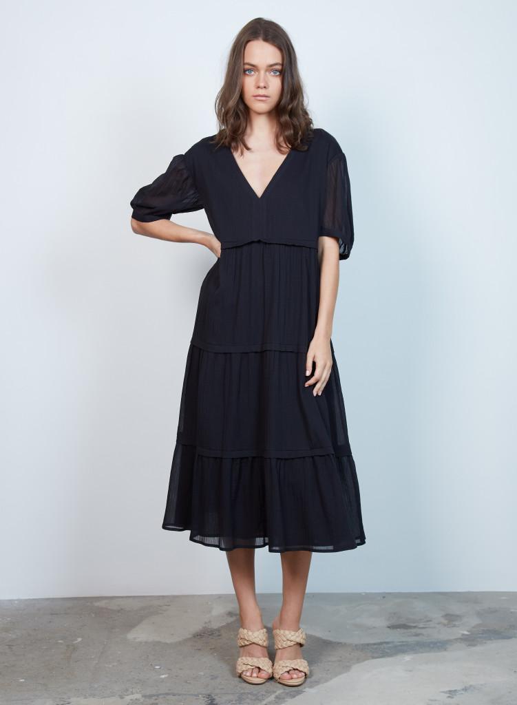 Wish Audrey Maxi Dress