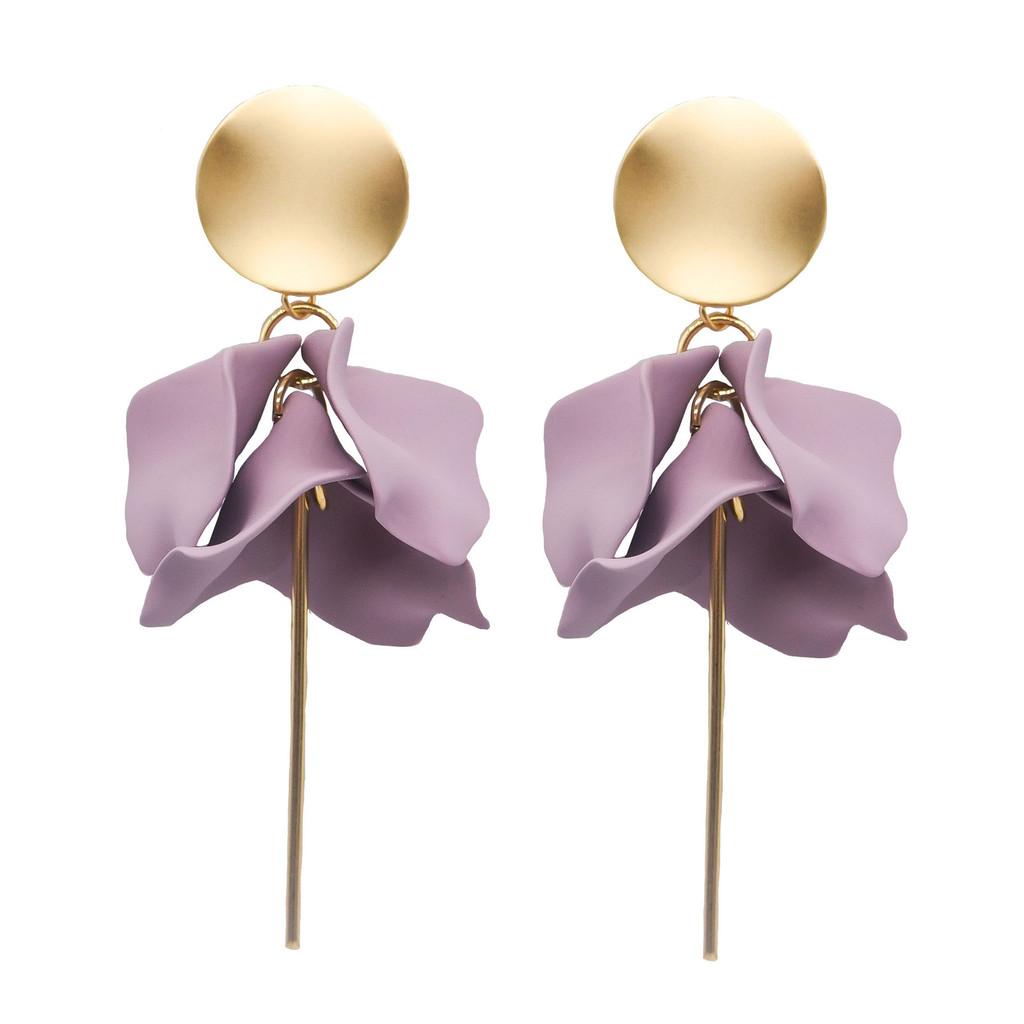 Sable & Dixie Esta Earring Lavender