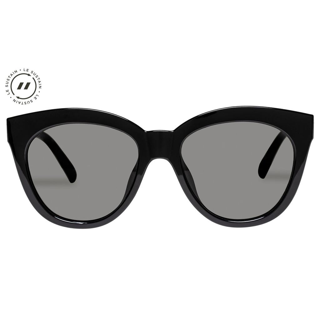 Le Specs Resumption Black