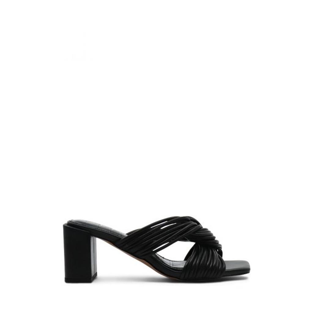 Skin Amalfi Heel Black